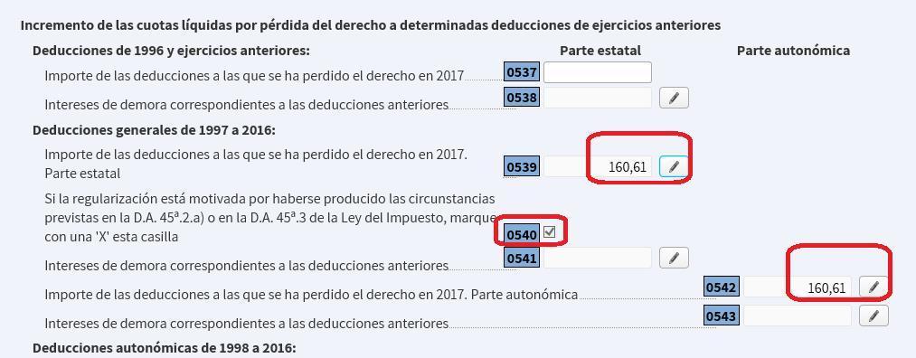 Renta 2017 y el cobro de la clausula suelo impuestos for Devolucion intereses clausula suelo